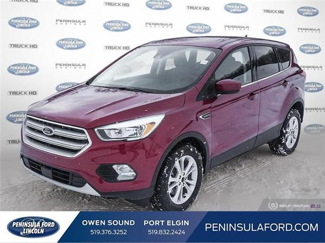 2019 Ford Escape SE (Stk: 19ES34) in Owen Sound - Image 1 of 24