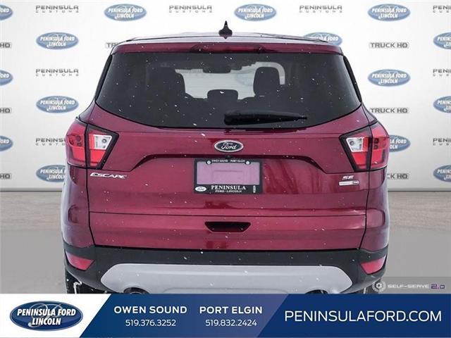 2019 Ford Escape SE (Stk: 19ES34) in Owen Sound - Image 5 of 24
