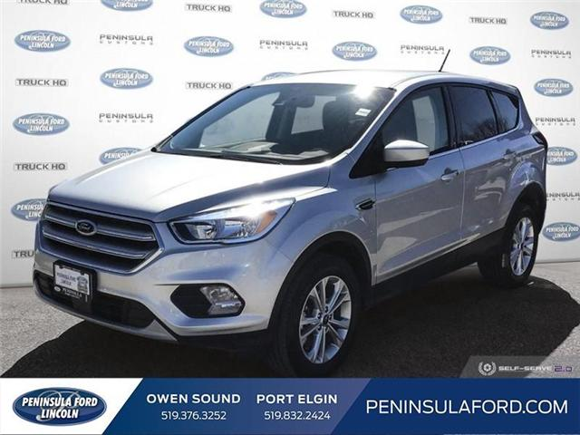 2019 Ford Escape SE (Stk: 19ES35) in Owen Sound - Image 1 of 25