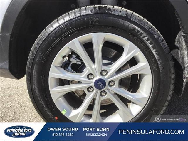 2019 Ford Escape SE (Stk: 19ES35) in Owen Sound - Image 6 of 25