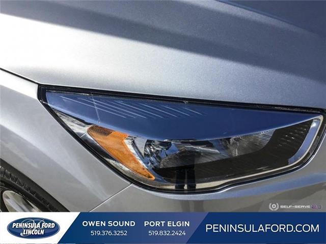 2019 Ford Escape SE (Stk: 19ES35) in Owen Sound - Image 8 of 25