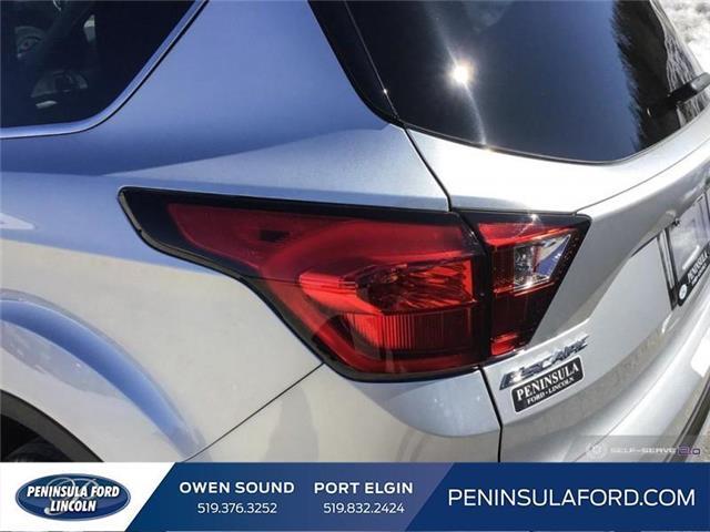 2019 Ford Escape SE (Stk: 19ES35) in Owen Sound - Image 11 of 25