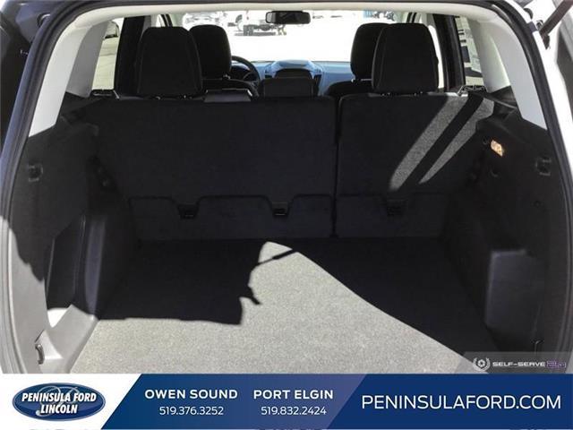 2019 Ford Escape SE (Stk: 19ES35) in Owen Sound - Image 12 of 25