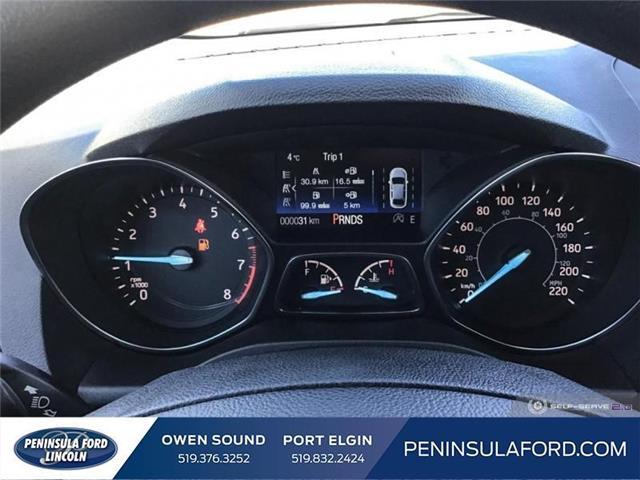 2019 Ford Escape SE (Stk: 19ES35) in Owen Sound - Image 15 of 25