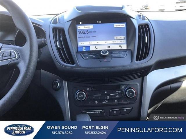 2019 Ford Escape SE (Stk: 19ES35) in Owen Sound - Image 19 of 25