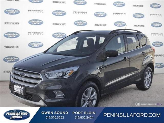 2019 Ford Escape SEL (Stk: 19ES39) in Owen Sound - Image 1 of 24