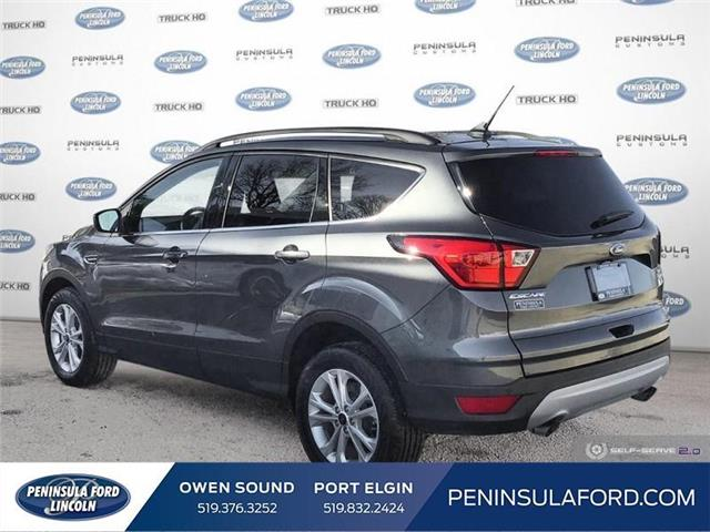 2019 Ford Escape SEL (Stk: 19ES39) in Owen Sound - Image 4 of 24