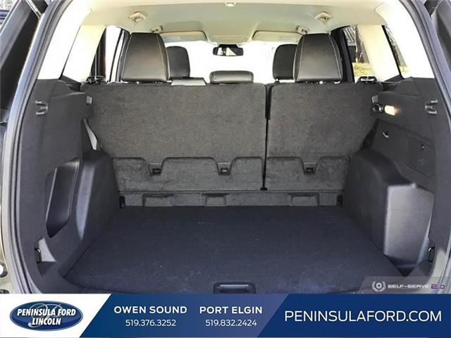 2019 Ford Escape SEL (Stk: 19ES39) in Owen Sound - Image 11 of 24