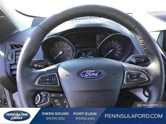 2019 Ford Escape SEL (Stk: 19ES39) in Owen Sound - Image 13 of 24