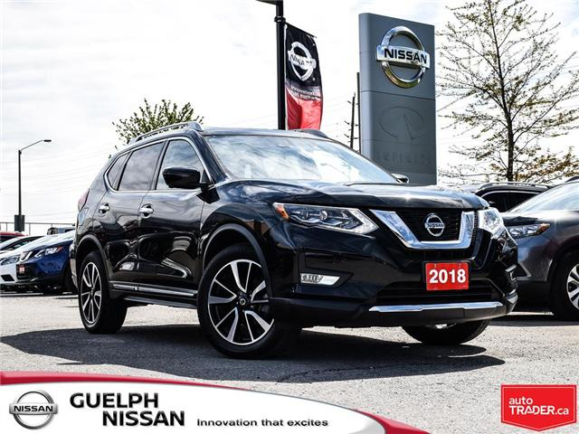 2018 Nissan Rogue  (Stk: UP13616) in Guelph - Image 1 of 23