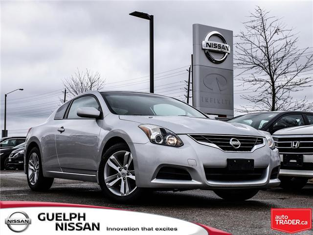 2011 Nissan Altima 2.5 S (Stk: UP13564A) in Guelph - Image 1 of 21