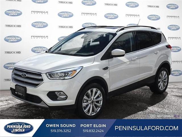 2019 Ford Escape SEL (Stk: 19ES51) in Owen Sound - Image 1 of 25