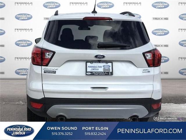 2019 Ford Escape SEL (Stk: 19ES51) in Owen Sound - Image 5 of 25