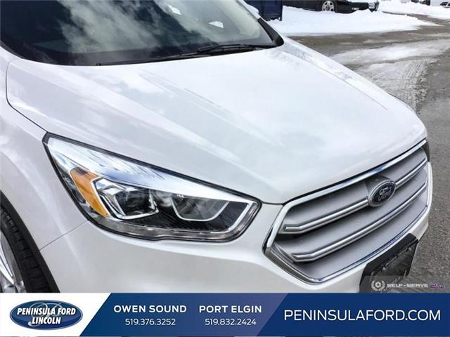 2019 Ford Escape SEL (Stk: 19ES51) in Owen Sound - Image 8 of 25