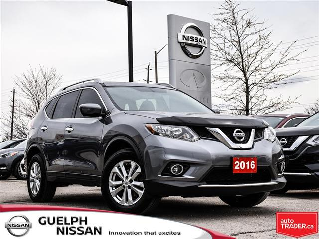2016 Nissan Rogue  (Stk: I6798A) in Guelph - Image 1 of 24