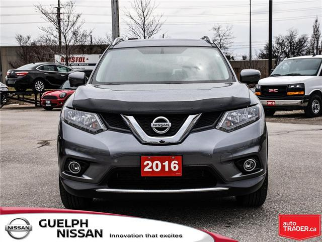 2016 Nissan Rogue  (Stk: I6798A) in Guelph - Image 2 of 24