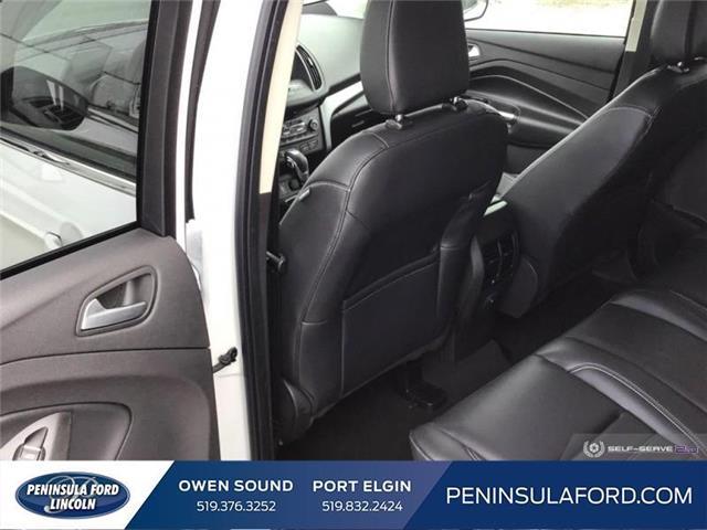 2019 Ford Escape SEL (Stk: 19ES51) in Owen Sound - Image 23 of 25