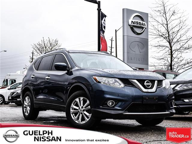 2016 Nissan Rogue  (Stk: I6685A) in Guelph - Image 1 of 22
