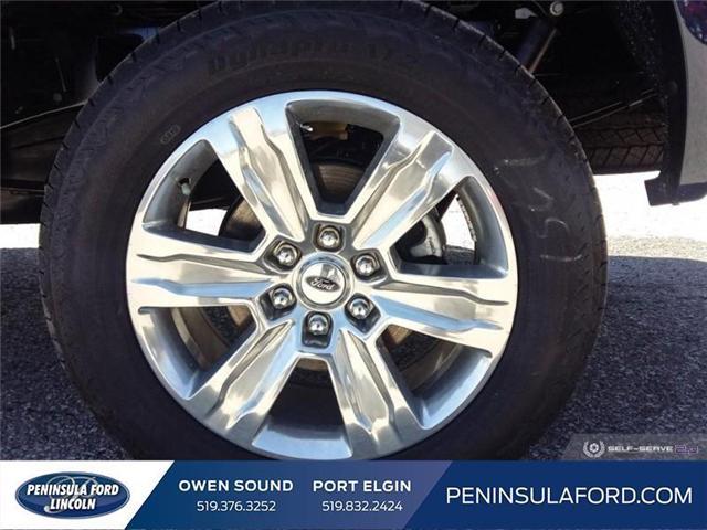 2019 Ford F-150 Platinum (Stk: 19FE106) in Owen Sound - Image 6 of 23