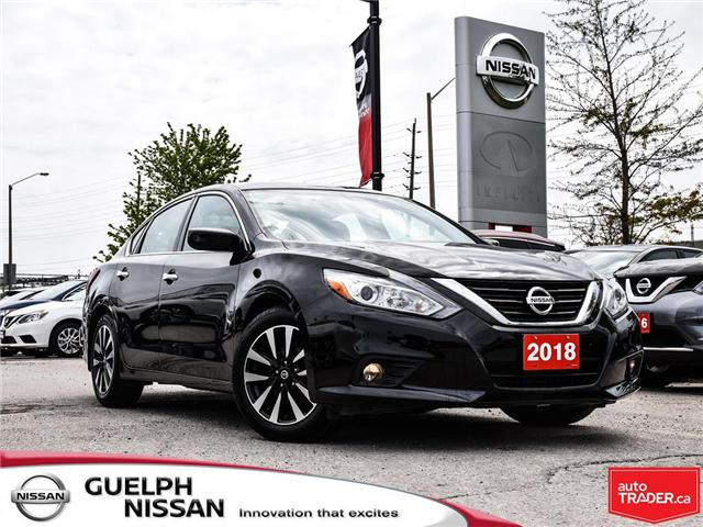 2018 Nissan Altima  (Stk: UP13629) in Guelph - Image 1 of 23