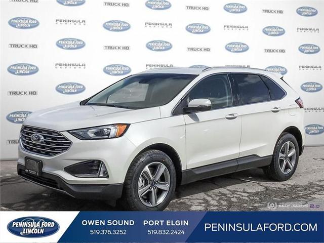 2019 Ford Edge SEL (Stk: 19ED34) in Owen Sound - Image 1 of 25