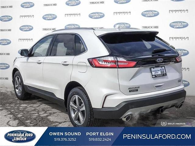 2019 Ford Edge SEL (Stk: 19ED34) in Owen Sound - Image 4 of 25