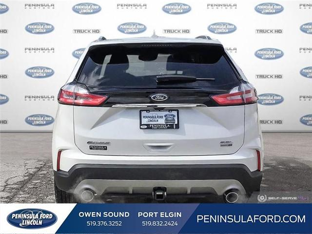2019 Ford Edge SEL (Stk: 19ED34) in Owen Sound - Image 5 of 25