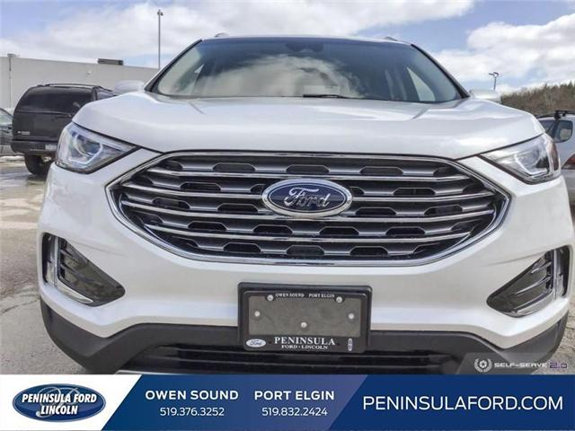 2019 Ford Edge SEL (Stk: 19ED34) in Owen Sound - Image 9 of 25
