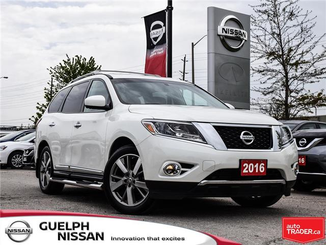 2016 Nissan Pathfinder  (Stk: UP13635) in Guelph - Image 1 of 30