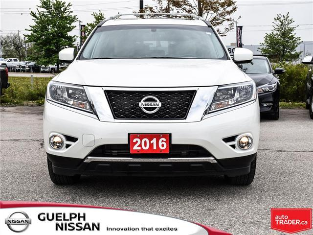 2016 Nissan Pathfinder  (Stk: UP13635) in Guelph - Image 2 of 30