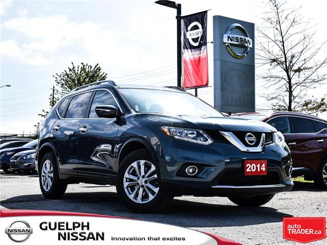 2014 Nissan Rogue  (Stk: I6754AA) in Guelph - Image 1 of 26