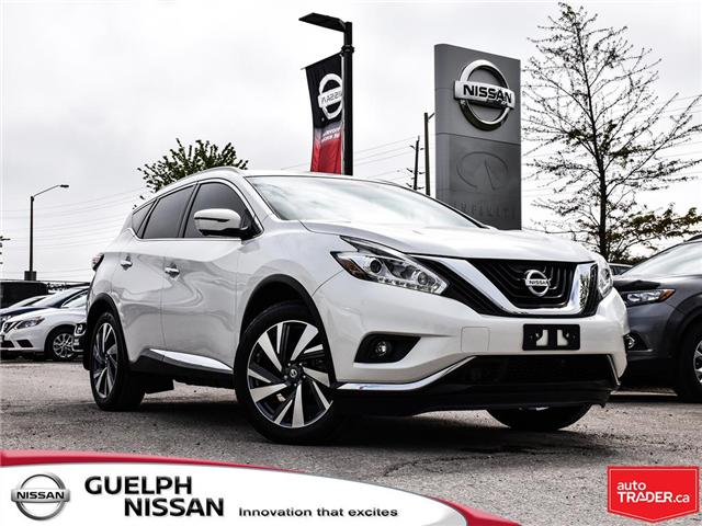 2016 Nissan Murano  (Stk: UP13640) in Guelph - Image 1 of 26