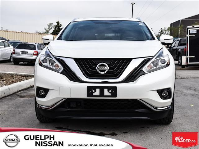 2016 Nissan Murano  (Stk: UP13640) in Guelph - Image 2 of 26
