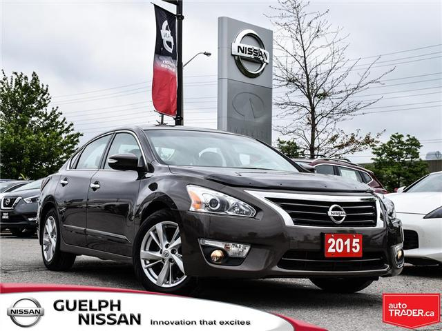 2015 Nissan Altima  (Stk: UP13641) in Guelph - Image 1 of 25