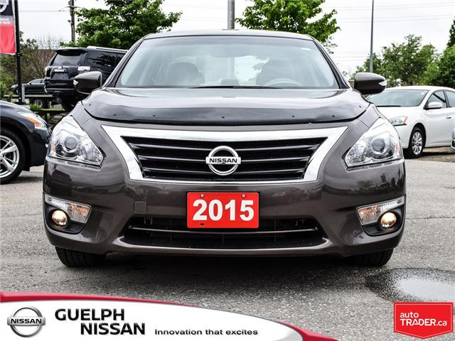 2015 Nissan Altima  (Stk: UP13641) in Guelph - Image 2 of 25