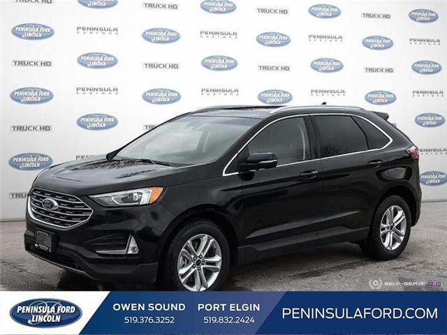 2019 Ford Edge SEL (Stk: 19ED37) in Owen Sound - Image 1 of 25