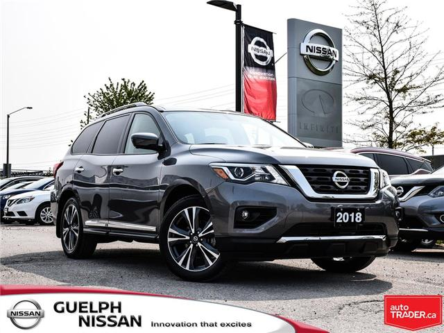 2018 Nissan Pathfinder  (Stk: UP13646) in Guelph - Image 1 of 28