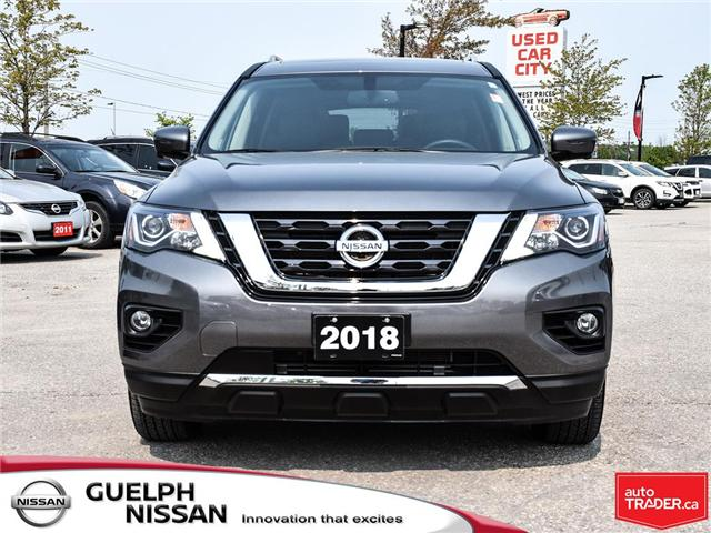 2018 Nissan Pathfinder  (Stk: UP13646) in Guelph - Image 2 of 28