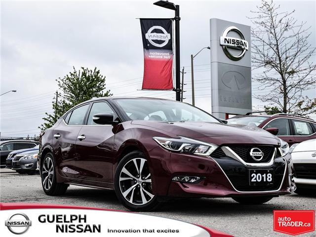 2018 Nissan Maxima  (Stk: UP13647) in Guelph - Image 1 of 24