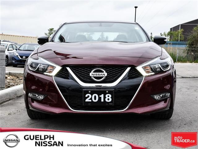 2018 Nissan Maxima  (Stk: UP13647) in Guelph - Image 2 of 24