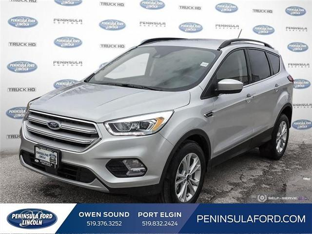 2019 Ford Escape SEL (Stk: 19ES74) in Owen Sound - Image 1 of 24