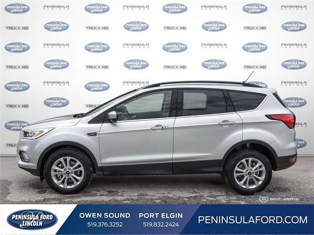 2019 Ford Escape SEL (Stk: 19ES74) in Owen Sound - Image 3 of 24
