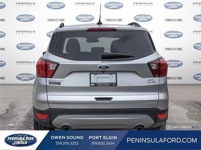 2019 Ford Escape SEL (Stk: 19ES74) in Owen Sound - Image 5 of 24