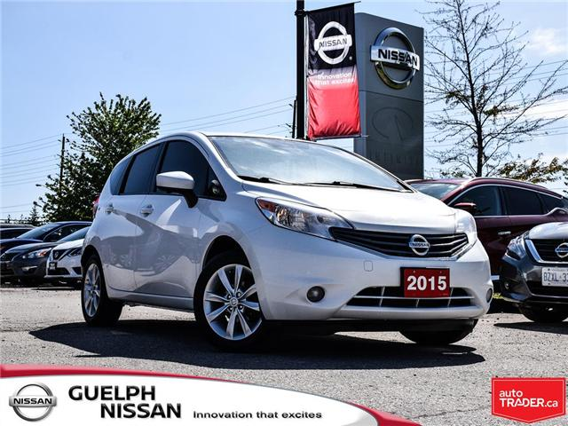 2015 Nissan Versa Note  (Stk: UP13652) in Guelph - Image 1 of 24