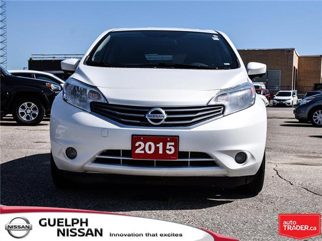 2015 Nissan Versa Note  (Stk: UP13652) in Guelph - Image 2 of 24