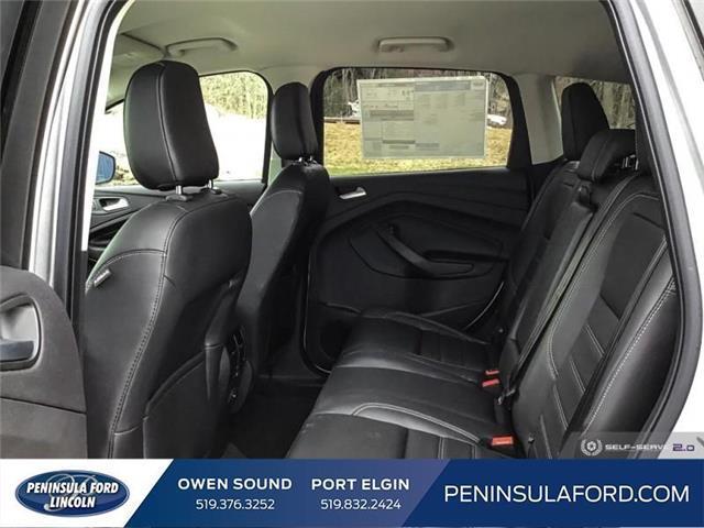 2019 Ford Escape SEL (Stk: 19ES74) in Owen Sound - Image 22 of 24
