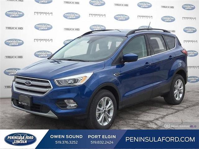 2019 Ford Escape SEL (Stk: 19ES72) in Owen Sound - Image 1 of 25