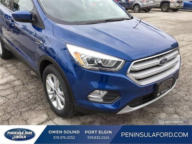 2019 Ford Escape SEL (Stk: 19ES72) in Owen Sound - Image 8 of 25