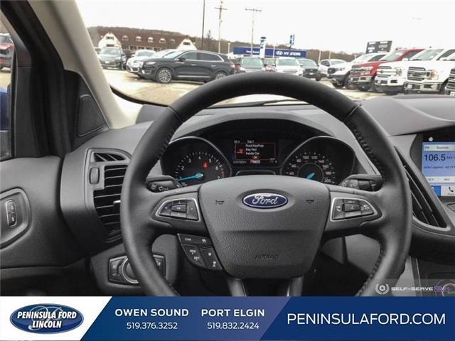 2019 Ford Escape SEL (Stk: 19ES72) in Owen Sound - Image 14 of 25