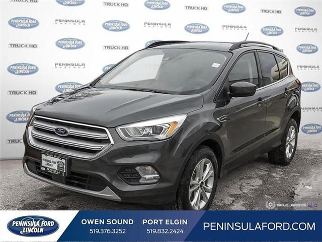 2019 Ford Escape SEL (Stk: 19ES66) in Owen Sound - Image 1 of 24